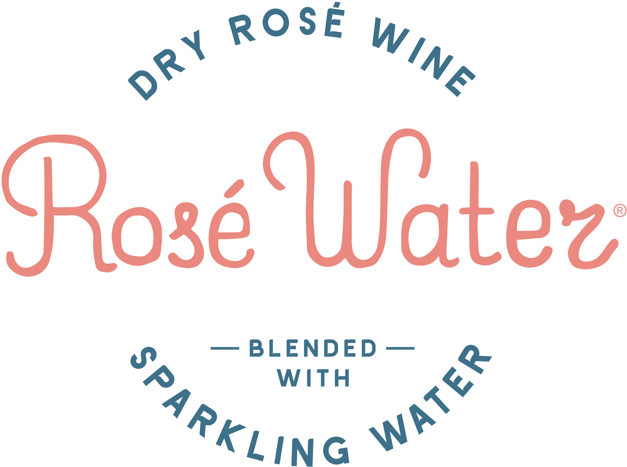 Rose Water Logo Color no BG